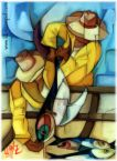 chile, pescadores, resistencia