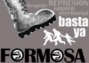 __repreBastaYa_Formosa_Argentina