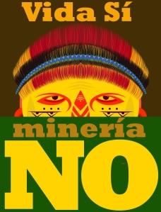 ______VIDA SI MINERIA NO_Ecuador