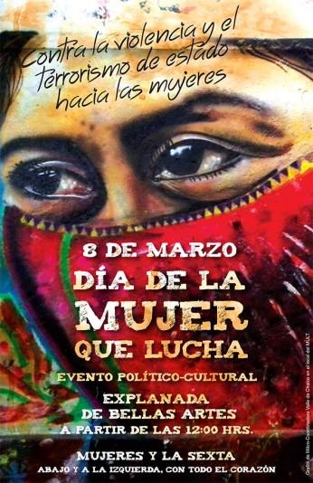 ______Mujeres en lucha__MEX