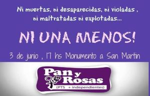 ________________NiUnaMenos