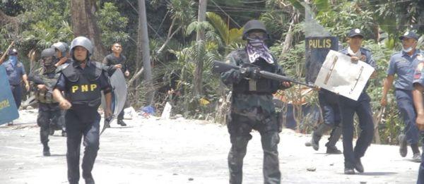 ___Filipinas represion BastaYa!_o