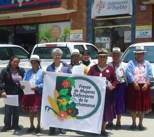 ______________Ecuador_Defensoras de la Pachamama
