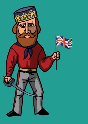 _________Garibaldi mercenario