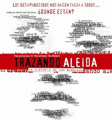 ____________Trazando Aleida cartel