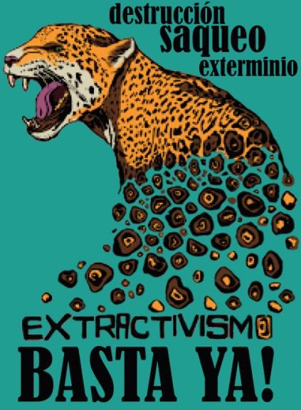 _______Extraxtivismo__ 2016