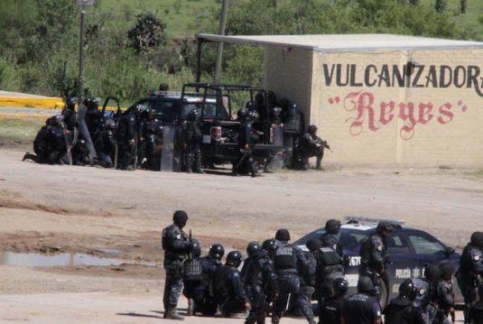 Junio2016__MEX_Oaxaca_Represion criminal__