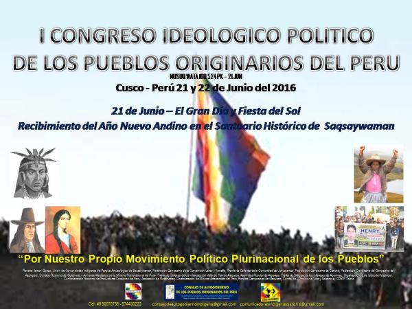_______Peru_Convocatoria