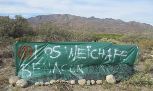 _____Territorio Mapuche __