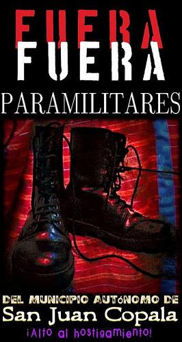 ____________copala-autonomia triqui resiste-Fuera Paramilitares