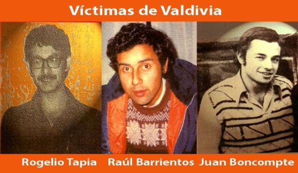 ______Víctimas de Valdivia