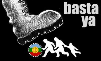 Violencia contra el Pueblo Mapuche en Ngulumapu (Chile) y en Puelmapu (Argentina)