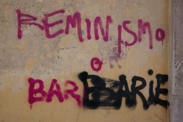 ___FEMINISMO O BARBARIE