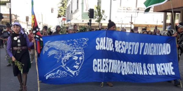 ___Salud, Respeto y Dignidad para Machi Celestino Cordova