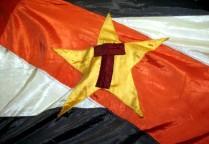 Resultado de imagen de bandera tupamara