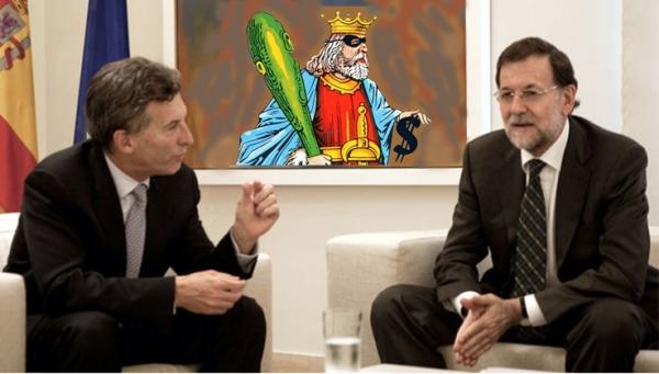 ____Casta de Chorizos represores__