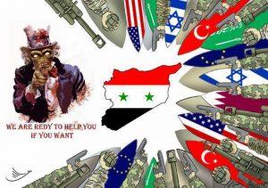 ______Imperialistas criminales Fuera de Siria