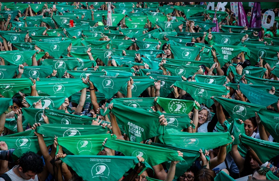 ___Arg__Pañuelos verdes