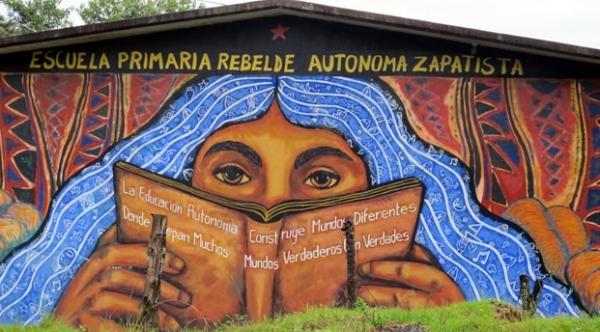 _________Escuela Zapatista