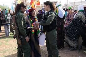 _____Liberacion Muj Kurdistan