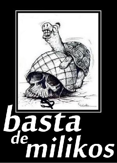 _____Basta de milikos