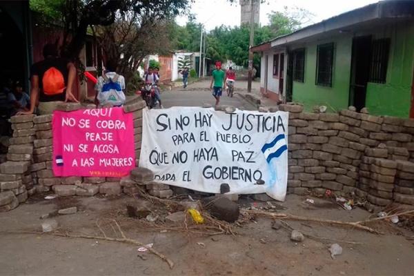 ___Nicaragua_Basta de ortiga