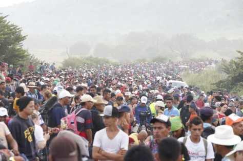 ____Oaxaca_Caravana Migrante