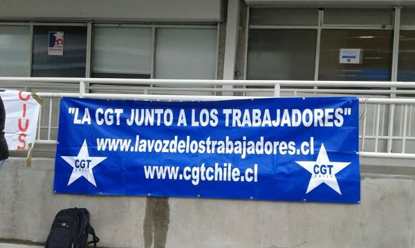 ________CGT__Chile