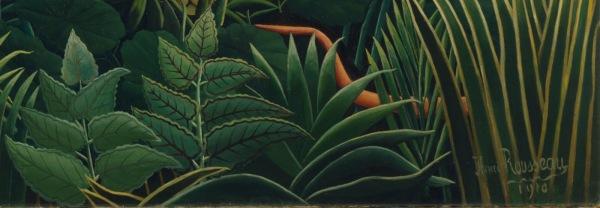 El sueño, Henri Rousseau 3