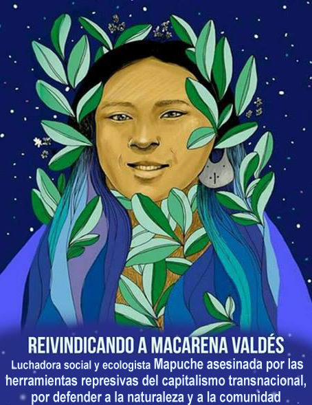 _______MACARENA-valdC3A9s-MAPUCHE-ASESINADA-ECOLOGISTA