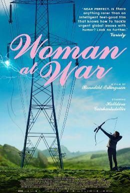 ___film Mujer en guerra_Islandia