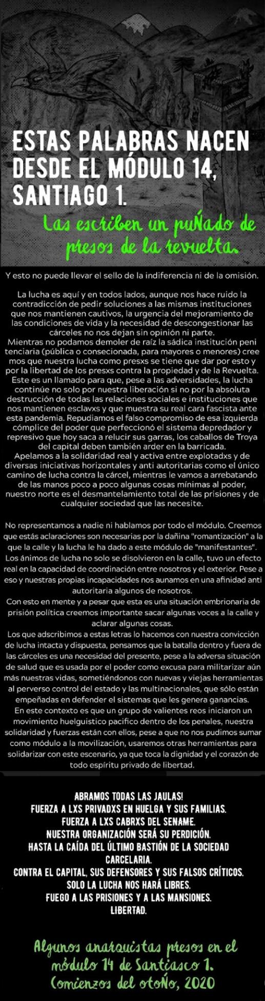 ____A en prision_Chile
