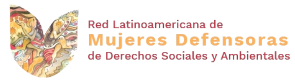 ____Mujeres Defensoras_RED Latinoamericana
