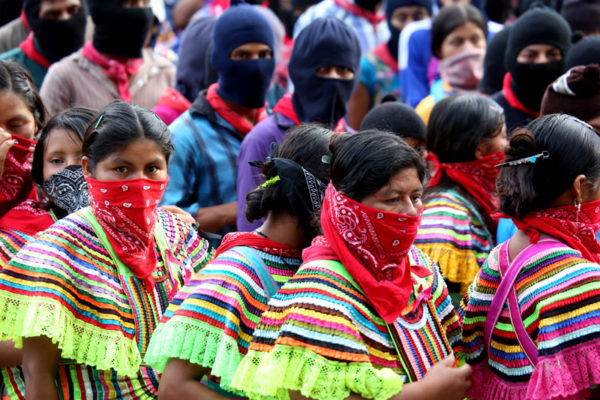 Tojolobal Zapatista Women Gather in La Realidad