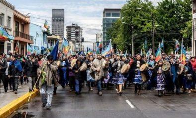 _______Marcha-Mapuche