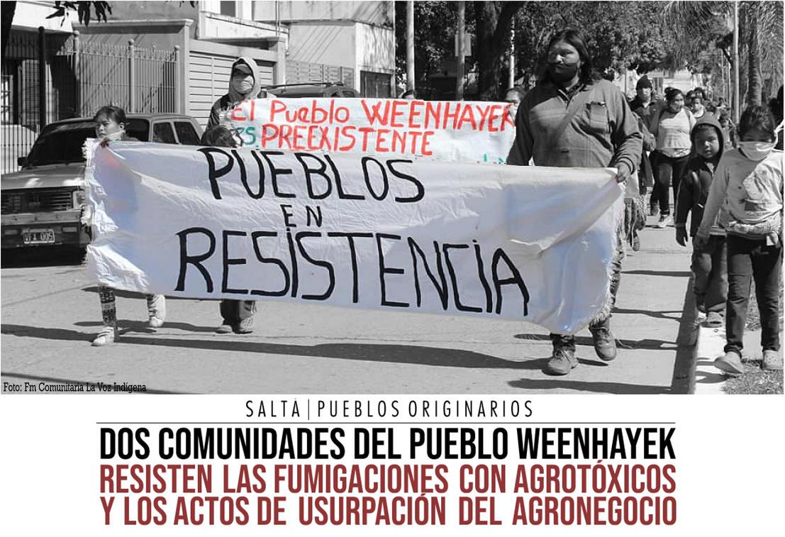 ____Arg__Salta__Pueblos Originarios NO agrotoxicos
