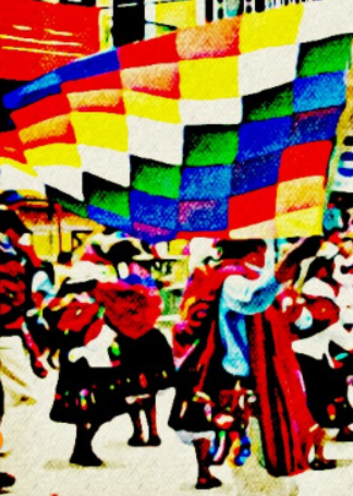 ______Whipala Bolivia 2020