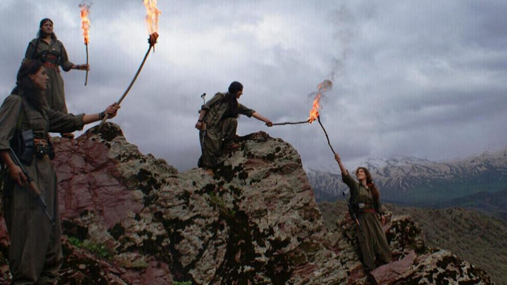 ____Kurdistan y Mujeres libres
