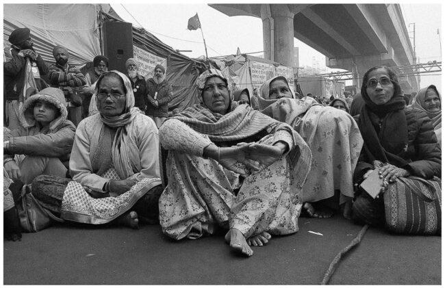 ____India-Movilizacion campesina